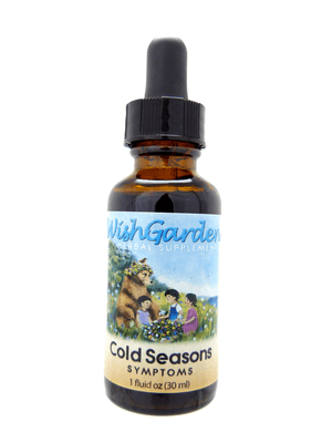 Cold Seasons | Natural Cough and Respiatory Support for Children