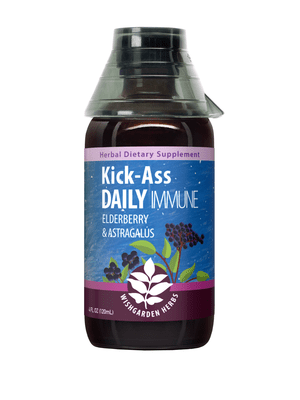 Kick-Ass Daily | Herbal Immune Booster