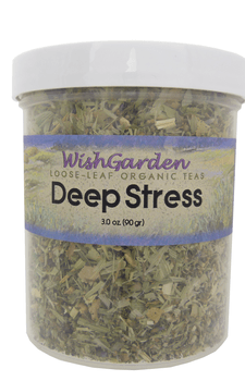 Deep Stress Tea | Herbal Tea for Stress and Anxiety