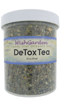 DeTox Tea | Herbal Tea that supports Detoxification.