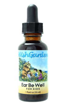 Ear Be Well | Herbal Relief for Kids' Earaches