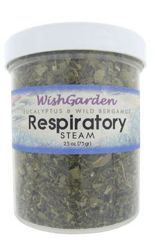 Respiratory Steam | Herbal Steam For Decongestion Relief