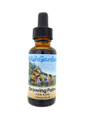 Growing Pains | Natural Support for Children's Growing Pains