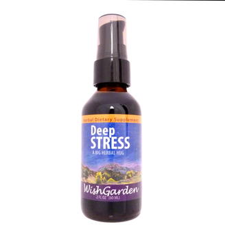 Deep Stress | Natural Stress Support