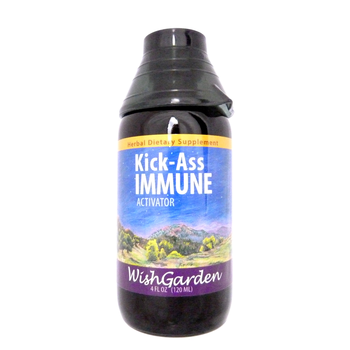 Kick-Ass Immune | Herbal Immune Support