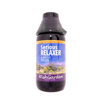Serious Relaxer | Natural Support for Relaxation