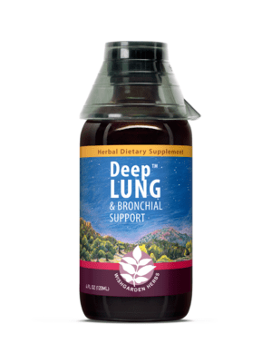 Deep Lung | Natural Support for the Lungs