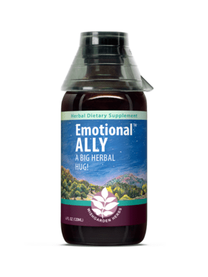 Emotional Ally | Herbal Support for Emotional Well-Being