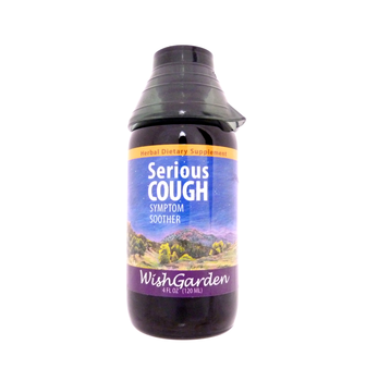 Serious Cough | Herbal Relief for Bronchial Irritation
