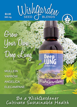 Wishgarden herbs deep lung fasci garden for Wish garden deep lung