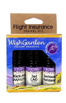 Flight Insurance | Herbal Travel Kit