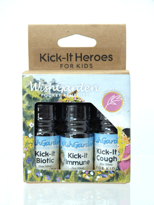 Kick-it Heroes for Kids | Herbal Immune Formulas for Kids