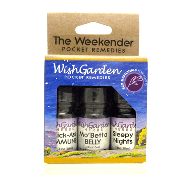Weekender Travel | Herbal Support for Travel