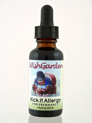 Kick-It Allergy | Herbal Relief for Season Stressors