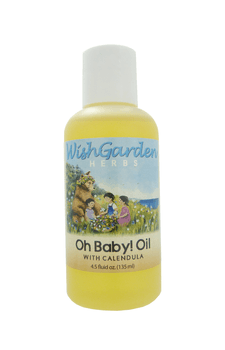 Oh Baby! Oil | Natural Baby Oil