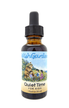 Quiet Time | Natural Support for Frazzled Nerves